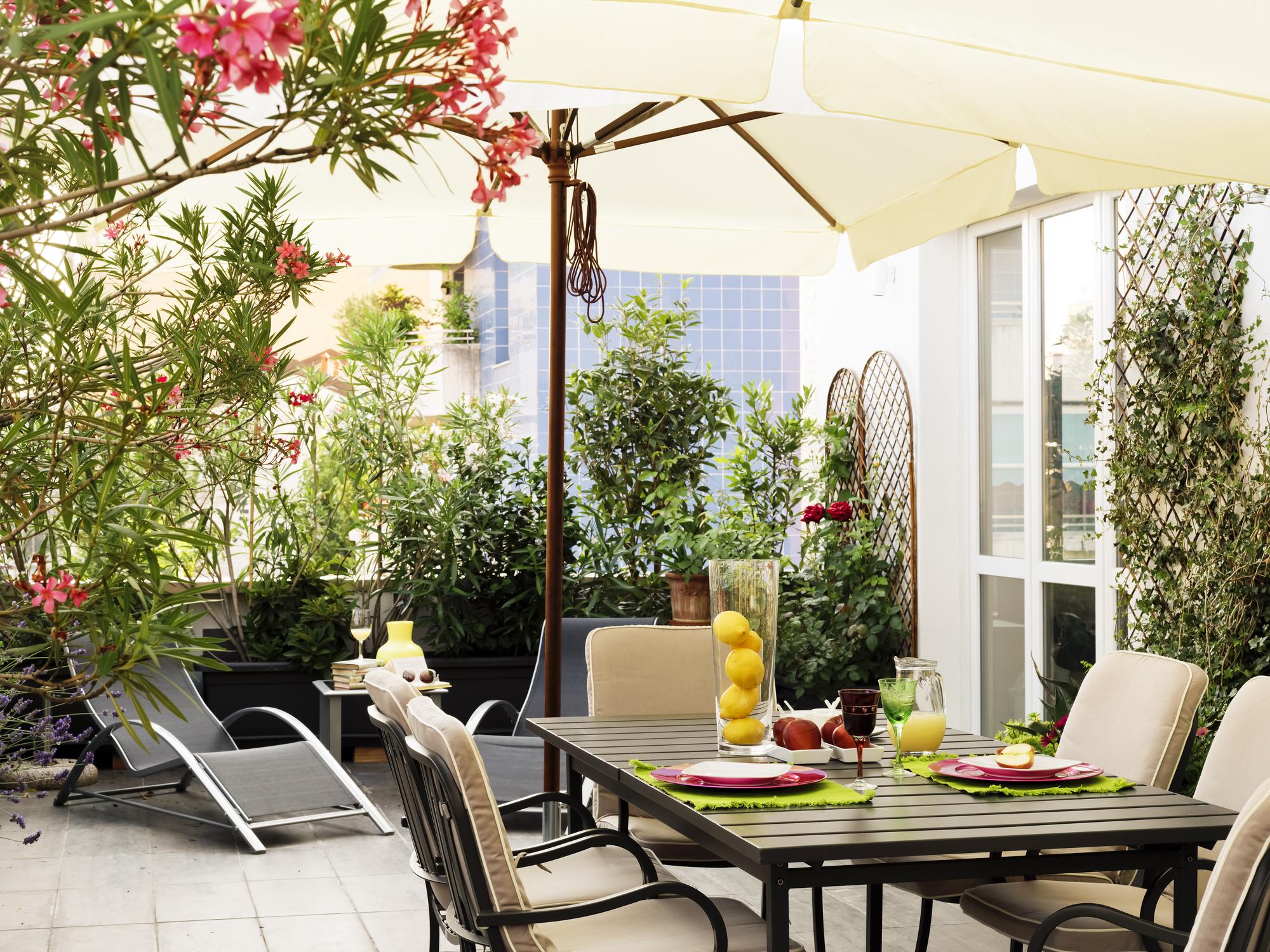 Terrasse indretning – 3 tips til indretning af din terrasse