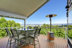Forlænget sæson og hygge med terrassevarmer