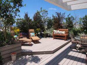Gør terrassen mere anvendelig for hele familien
