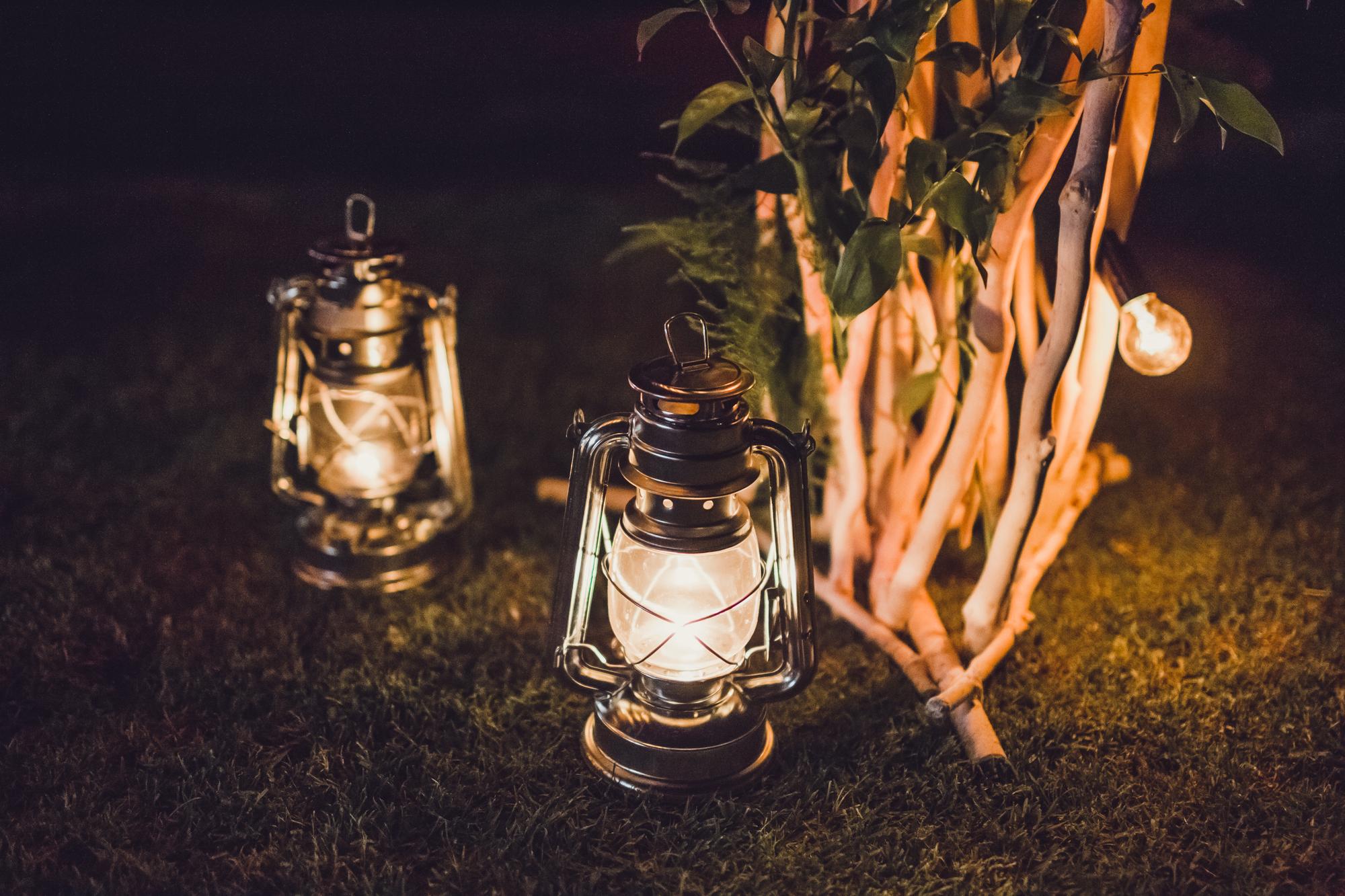 Gør terrassen klar til sommerfesterne med hyggelige lanterner