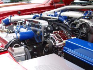 Motorolier er essentielle for fejlfri betjening og højeste ydelse af kraftenheden