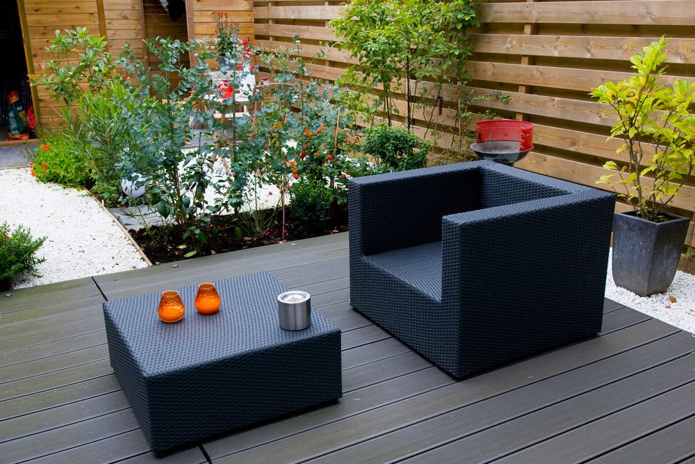 De rette havemøbler kan gøre en verden til forskel i din have